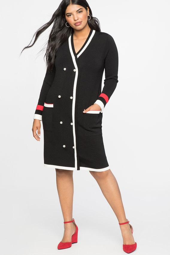 Plus Size Sweater Dress Womens Plus Size Sweater Dresses